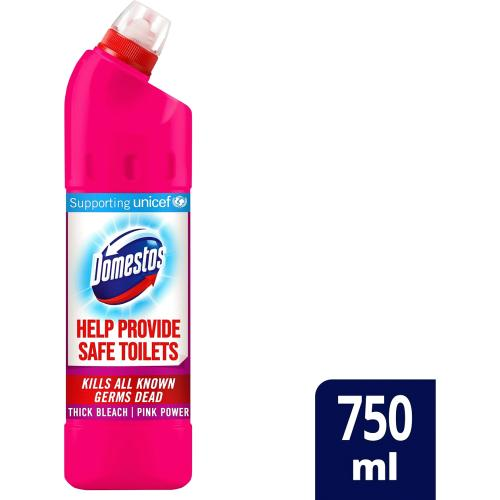 Domestos Pink Bleach 750ml