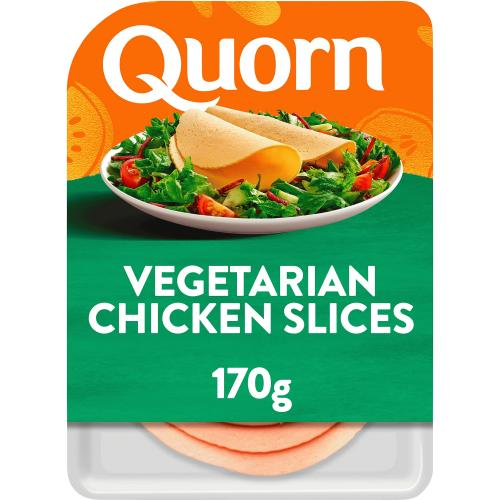 Quorn Vegetarian Chicken Slices 170g