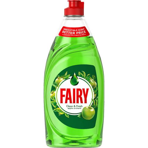 Clean & Fresh Washing Up Liquid Apple Orchard
