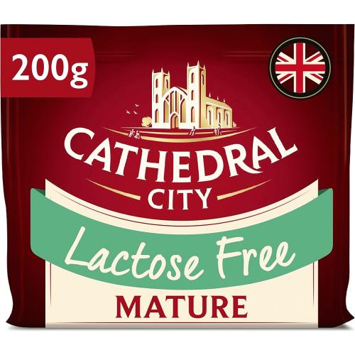 Lactose Free Mature Cheese