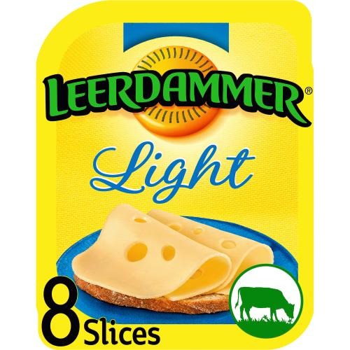 Light Dutch Cheese 8 Slices