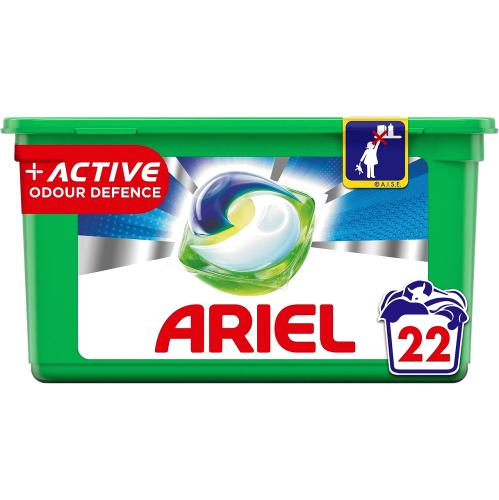 Ariel Pods Active 22 washes 22 per pack