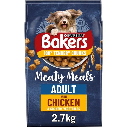 Bakers Complete Meaty Meals Chicken 2.7kg