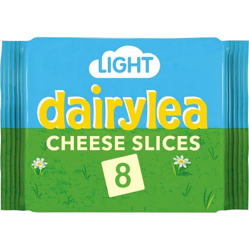 Light Cheese Slices