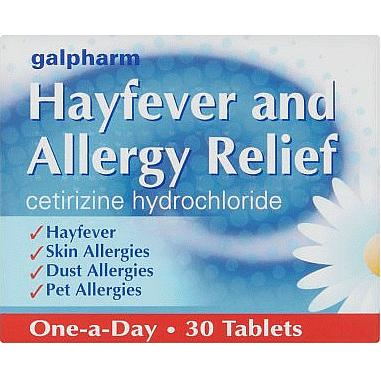 Hayfever and Allergy Relief