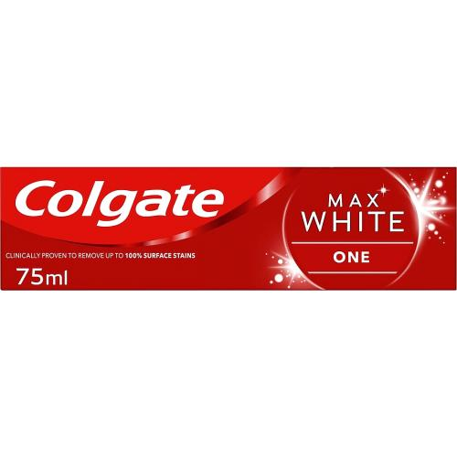 Max White One Toothpaste