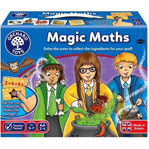 Magic Maths 5yrs+