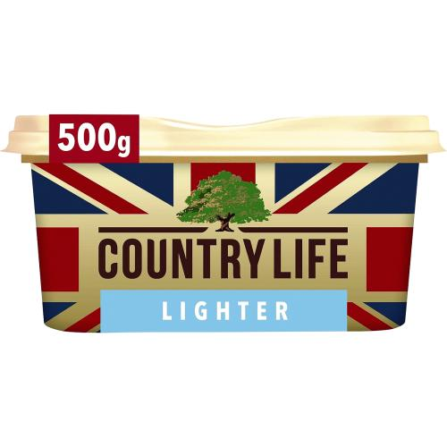 Country Life British Lighter Spreadable 500g