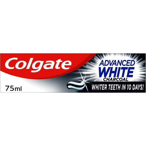 Advanced White Charcoal Whitening Toothpaste