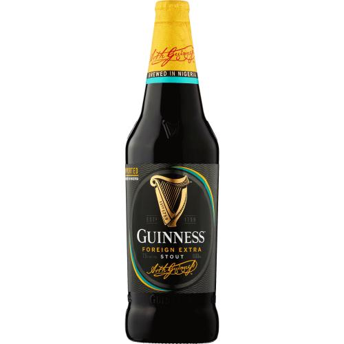 Guinness Foreign Extra Stout 600ml