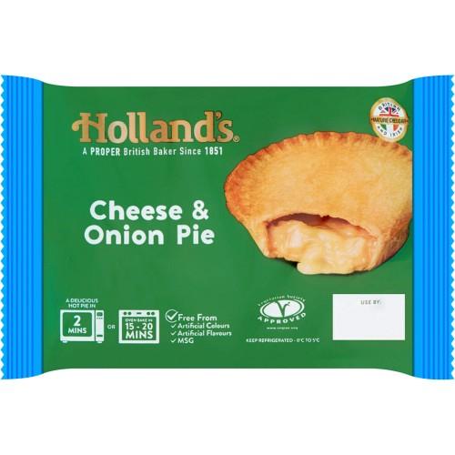 Holland's Steak/Kidney Pie (1000g) - Compare Prices ...