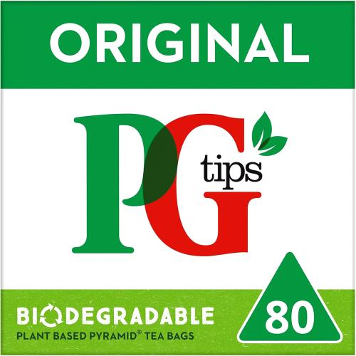 PG tips Original Tea 80 232g