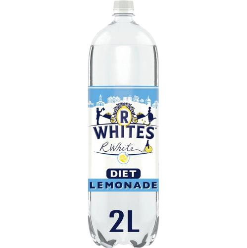 R.Whites lemonade diet 2litre