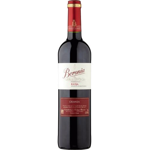 Rioja Crianza Spanish Red Wine
