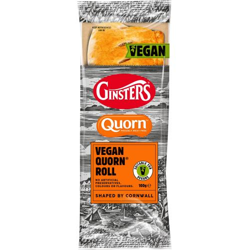 Ginsters Vegan Quorn Roll 100g