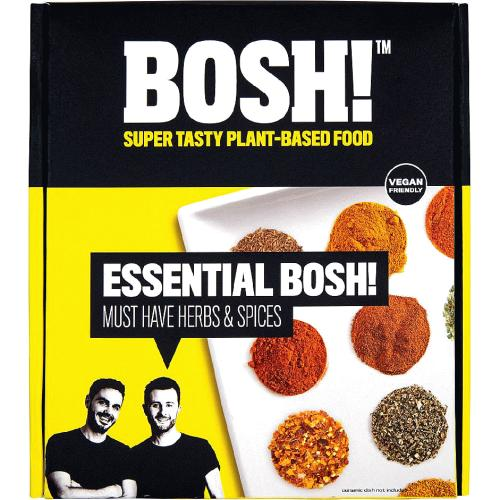 BOSH! Crucial Bosh cupboard essentials