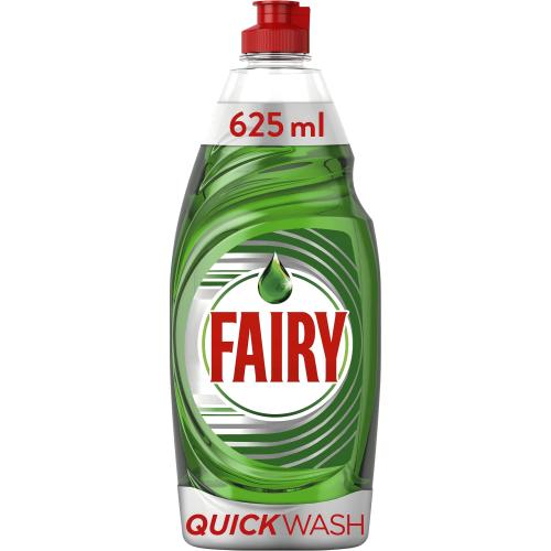 Fairy Platinum Quickwash Washing Up Liquid Original