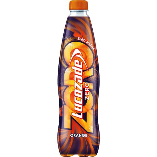 Lucozade Zero Orange 1l