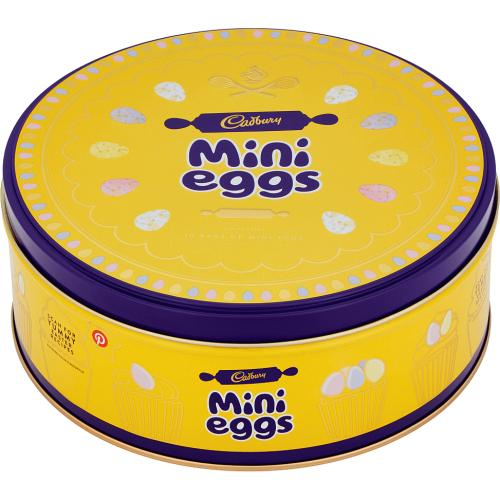 Mini Eggs Tin