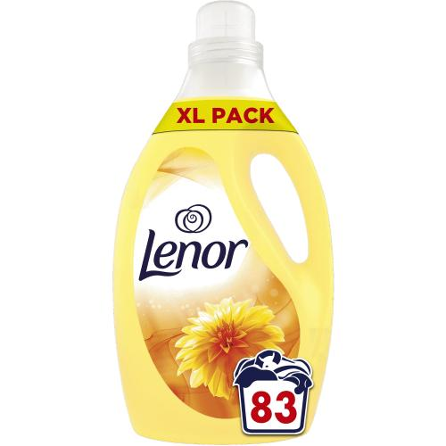 Lenor Fabric Conditioner Summer Breeze Scent 83 Washes 2.905l