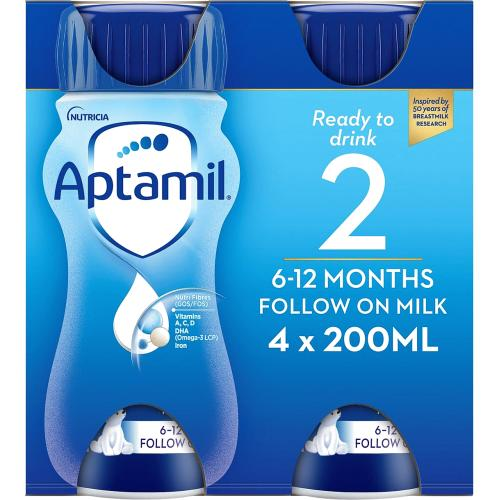 2 Follow On Baby Milk Formula Multipack