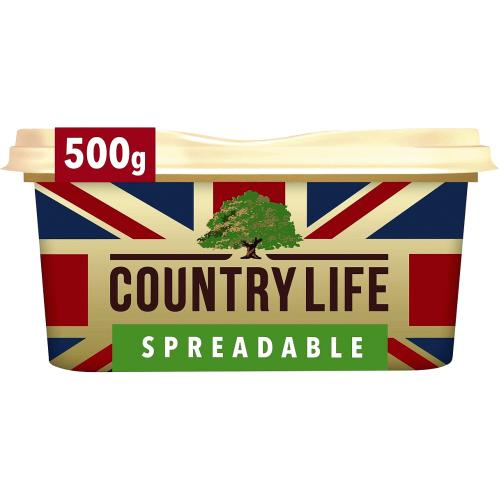 Country Life British Spreadable 500g