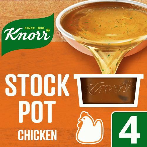 Chicken Stock Pot