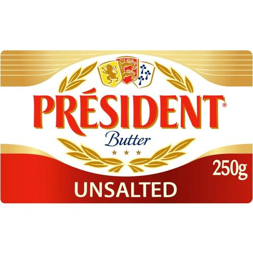 President French Unsalted Butter 250g