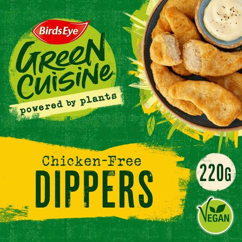 Green Cuisine Chicken-Free Dippers