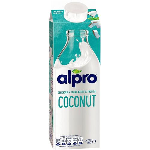 Alpro Coconut Chilled Drink 1 litre
