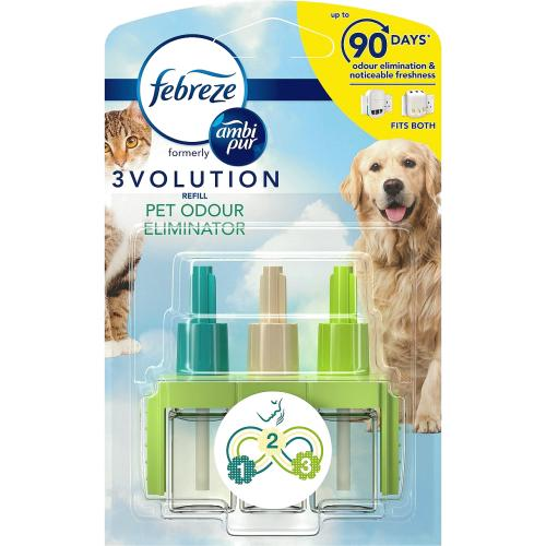 3Vol Refill Pet Odour