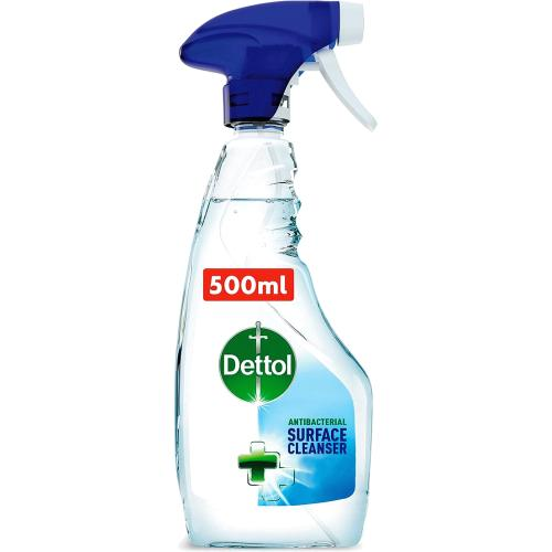 Dettol Surface Cleanser Spray 500ml