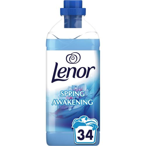 Lenor Fabric Conditioner Spring Awakening Scent 34 Washes 1.19l