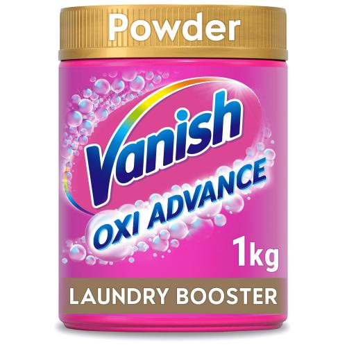 Vanish Gold Oxi Action Fabric Stain Remover Powder - Colours & Whites 1 kg 1kg