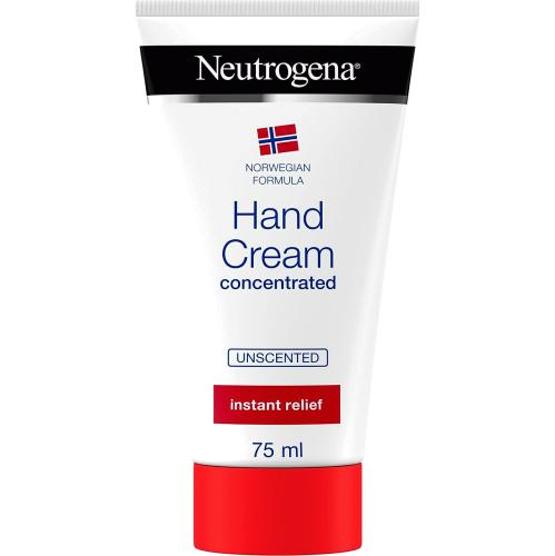 Norwegian Formula Hand Cream Concentrated Unscented