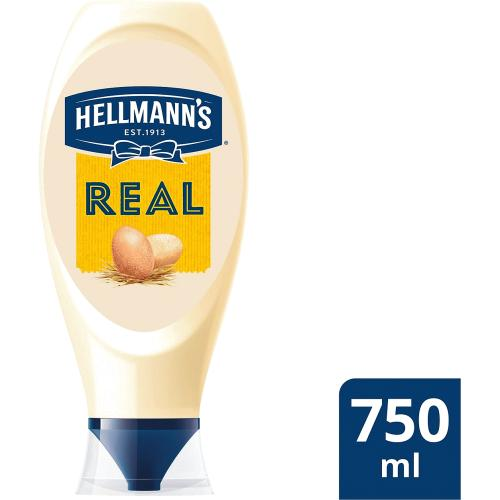 Real Squeezy Mayonnaise