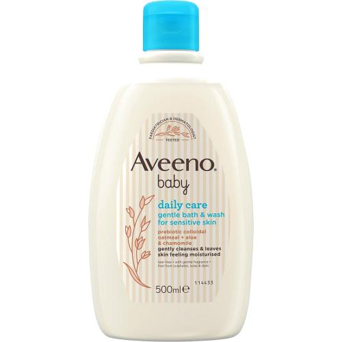 Aveeno Baby Gentle Wash 500ml
