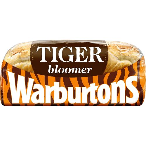 Warburtons Soft Tiger Bloomer 600g