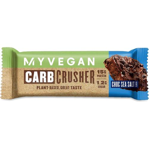 MyVegan Carb Crusher Bar Chocolate Sea Salt
