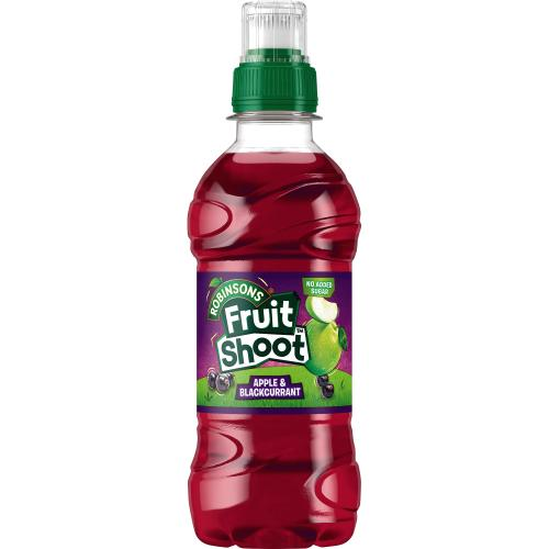Fruit Shoot Apple & Blackcurrant Kids Juice Drink 275ml