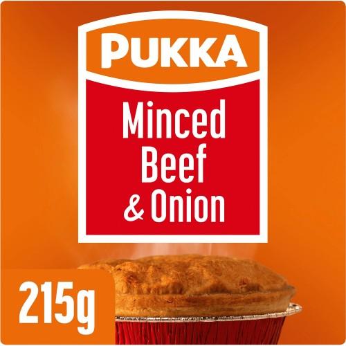 Pukka Steak & Kidney Pie (219g) - Compare Prices - Trolley ...
