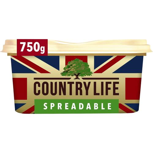 Country Life British Spreadable 750g