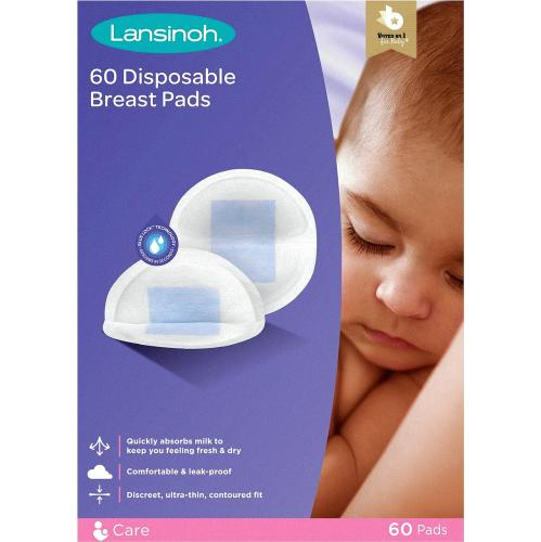 Lansinoh Disposable Breast Pads x 60 60 Pack