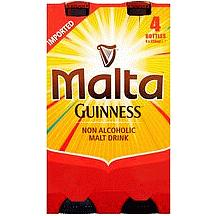 Malta Guinness Imported Nigeria Drink 4x 330ml