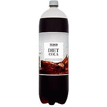 Diet Cola Bottle