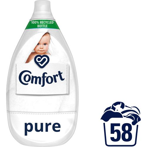 Comfort Pure 60 Washes 900ml