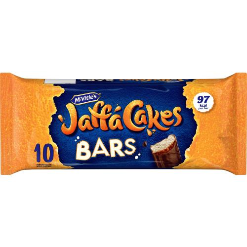 Mcvities Jaffa Cake Bars