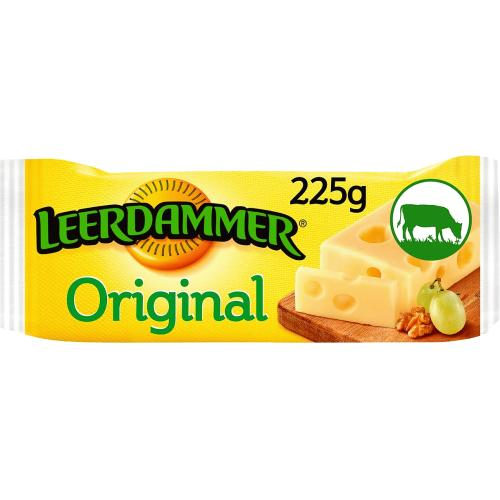 Leerdammer Original Cheese Wedge 225g