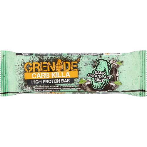 Carb Killa Mint Dark Chocolate