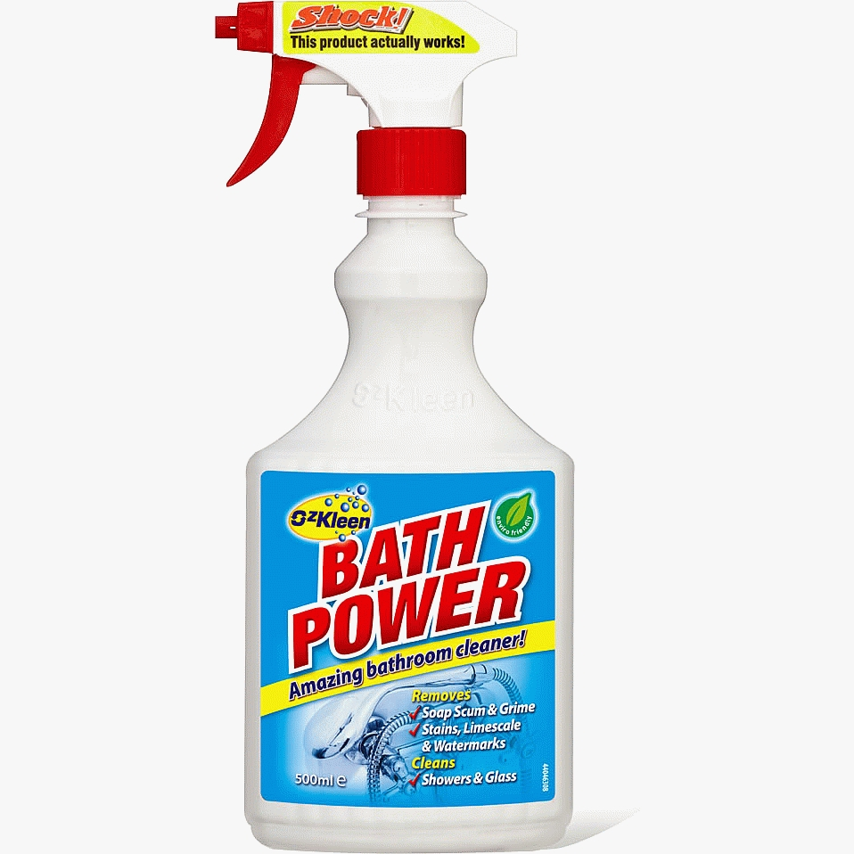 OzKleen Bath Power Bathroom Cleaner